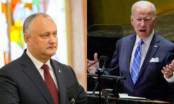 Orgoliu sau invidie? Dodon comentează lauda lui Biden de la ONU, făcând o paralelă cu discursul din 2011 din Chișinău