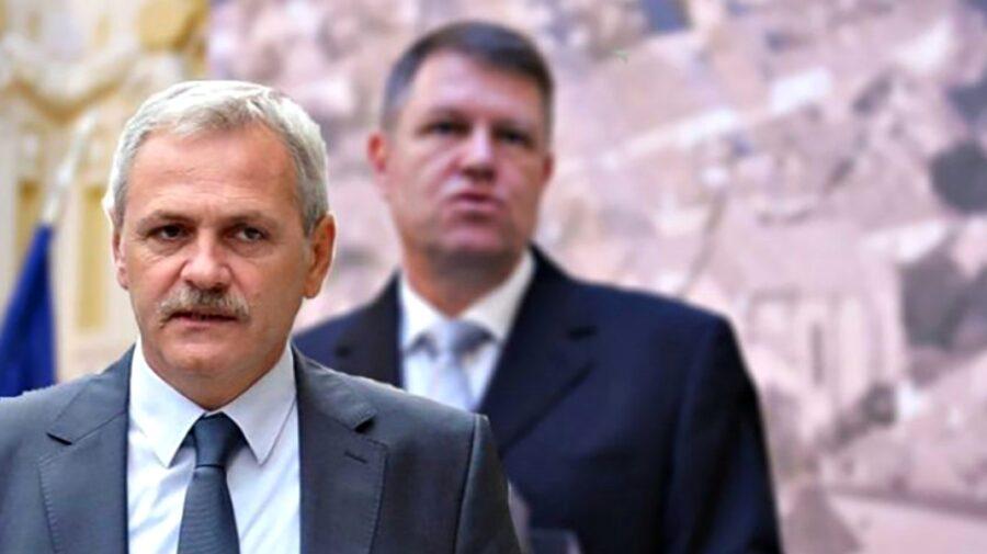 """Dragnea, prima apariție tv după condamnare: """"Iohannis e răul suprem. Are obiectiv să predea România bucată cu bucată"""""""