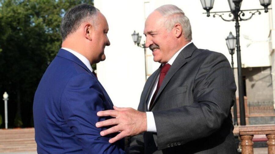 """VIDEO Lukașenko către Maia Sandu: """"Ne dorim foarte mult ca Moldova să rămână un stat prietenos"""". Și-a amintit de Dodon!"""