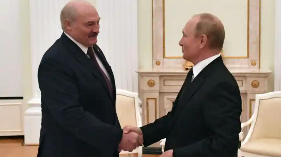 Rusia și Belarus anunță noi progrese în integrarea economiilor, înaintea unor exerciții militare masive