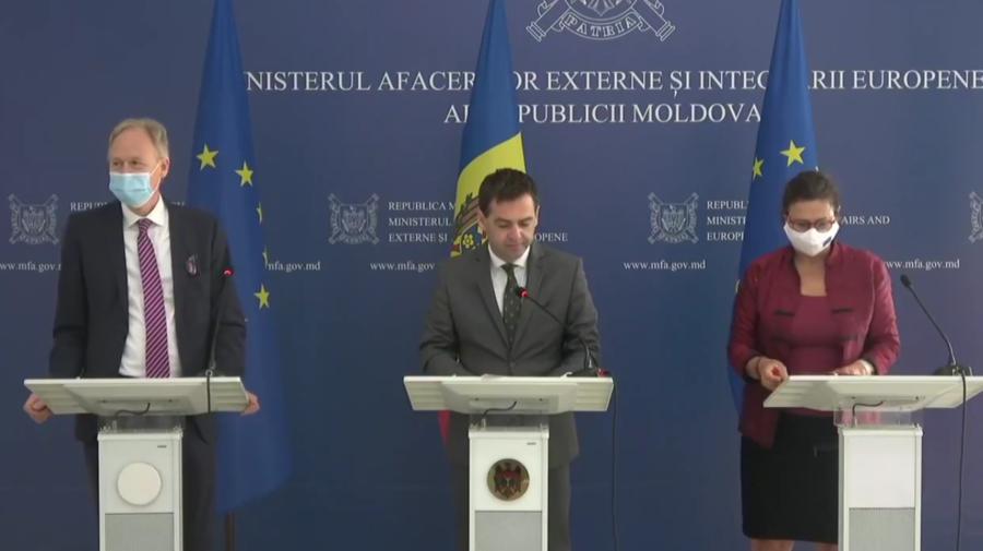 Comisia Europenă va oferi țării noastre peste 36 de milioane de euro. Banii vor fi utilizați în combaterea pandemiei