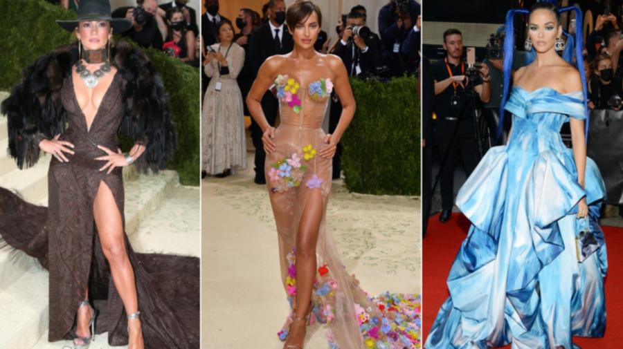 FOTO Jennifer Lopez, Rihanna, Justin Bieber și alte staruri au defilat la cea mai importantă seară din lumea modei!
