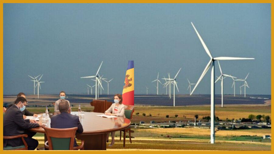 Sandu propune Statului Qatar să investească în proiecte de producere a energiei eoliene, infrastructură și alimentație