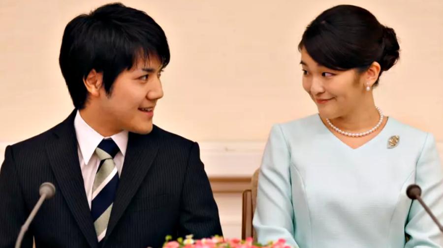 Prințesa Mako a Japoniei renunță la statut și la peste un milion $ pentru a se mărita cu un ex-coleg de facultate