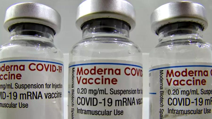 Moderna recunoaște că protecția vaccinului său scade odată cu trecerea timpului