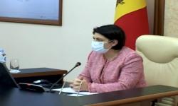 """VIDEO Gavrilița își motivează echipa! A început ședința Guvernului cu un discurs: """"Să trecem la ordinea de zi!"""""""