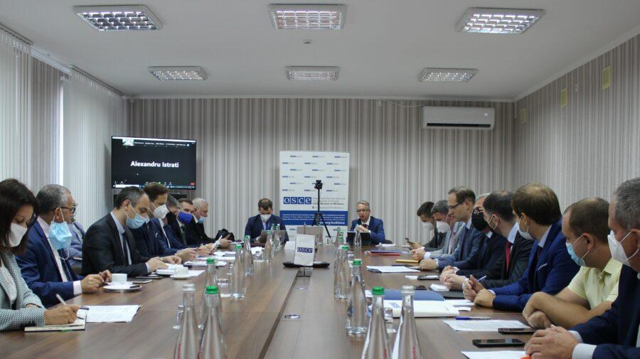 Transportul internațional din stânga Nistrului – mărul discordiei. Noi negocieri privind conflictul transnistrean