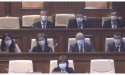 ULTIMA ORĂ! Parlamentul a votat noua componență a CEC, cu excepția candidaților opoziției