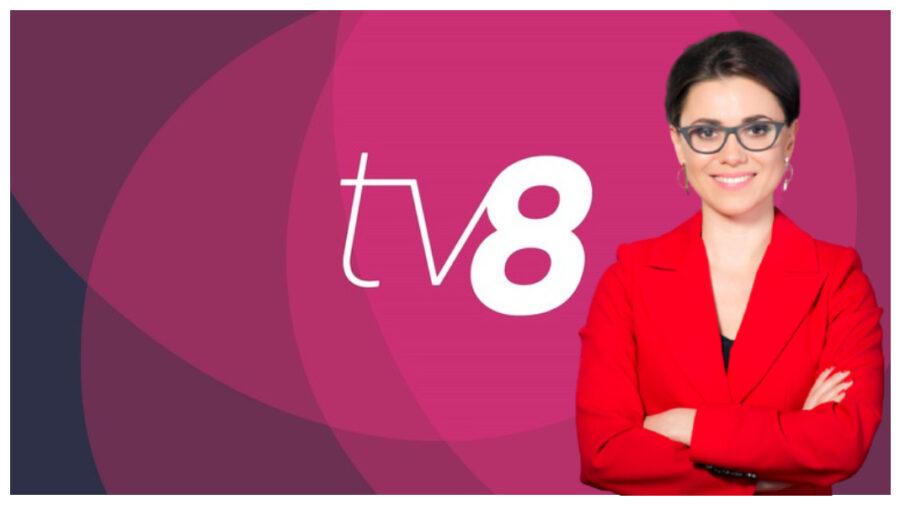 """DOC Administrația TV8 îi """"întoarce spatele"""" Nataliei Morari: Ne disociem complet de declarațiile din ultimele zile"""
