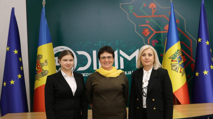 ODIMM: Instrumentele de business vor fi utilizate în soluționarea problemelor sociale din Republica Moldova