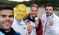 Dacă Serghei Tarnovschi a ratat, atunci fratele său a cucerit pentru Moldova bronzul la Mondialul din Danemarca