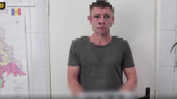 VIDEO Riscă până la 7 ani de pușcărie. A încercat să curteze o femeie, însă a ajuns la poliție