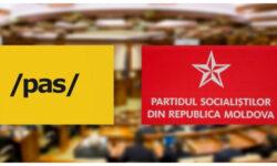 Comuniștii și Socialiștii acuză PAS că vor să-și subordoneze politic Compania Publică Teleradio Moldova