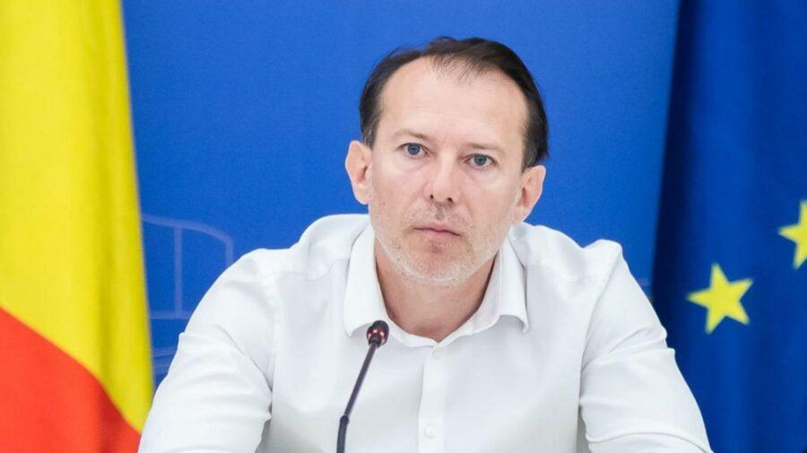 Florin Cîțu: În ceea ce priveşte plafonarea la gaze, pentru mine este important să nu distorsionăm foarte mult piaţa