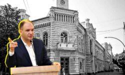 Ceban vrea taxe suplimentare pentru clădirile și șantierele abandonate. Cere și Parlamentului să se implice