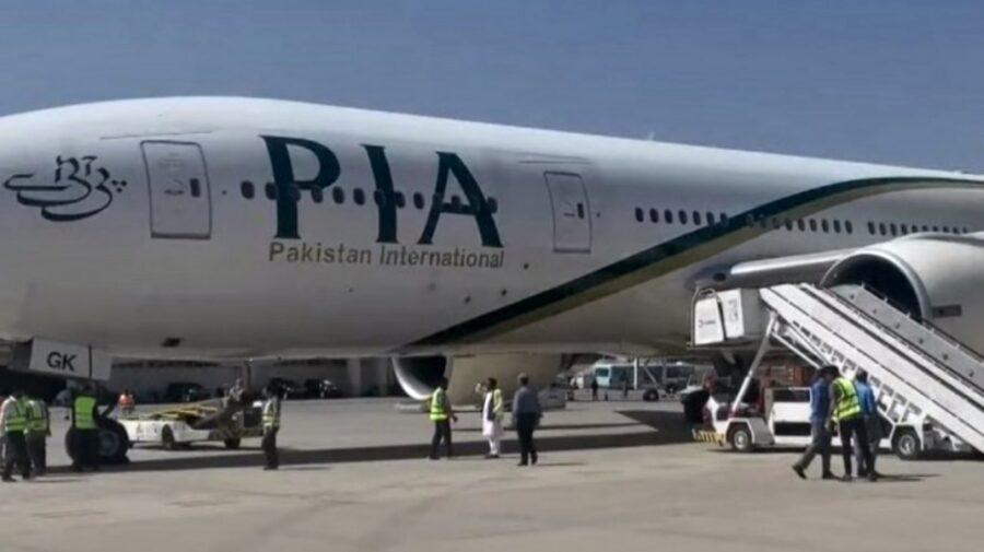 Primul avion internațional de pasageri, după preluarea puterii de talibani, a aterizat la Kabul. Câți erau la bord