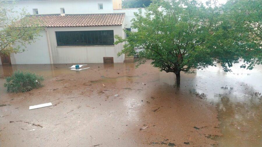 VIDEO, FOTO Ploi torențiale în Franța! Sute de persoane au fost evacuate, iar școlile închise