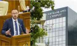 """Litvinenco, despre noul președinte interimar al Curții de Apel Chișinău: """"Am fost surprins de decizia CSM"""""""