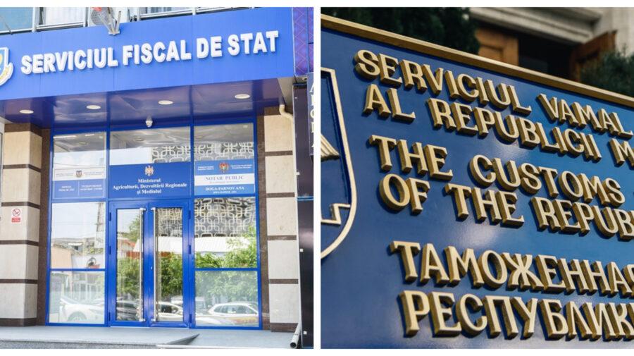 Din funcționar în demnitar. PAS propune schimbarea statutului și numirii directorului Serviciului Fiscal și cel Vamal