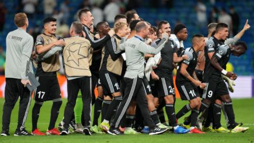 VIDEO Meci legendar! Sheriff Tiraspol a învins Real Madrid în Champions League cu scorul de 2-1