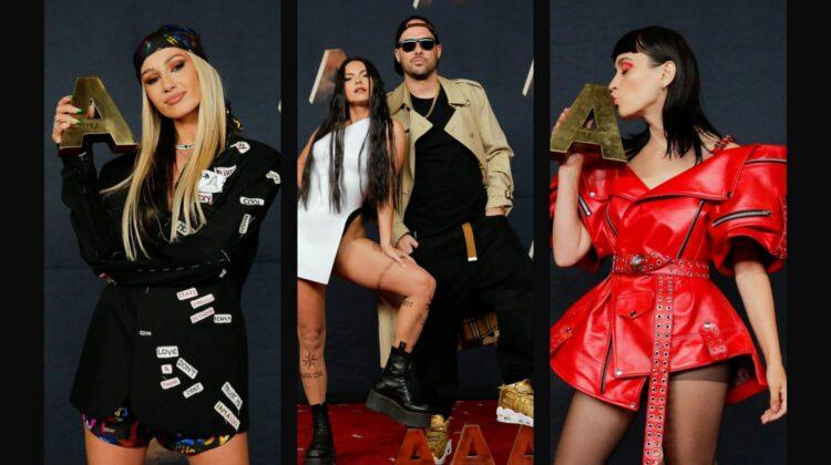 VIDEO The Artist Awards: 4 artiști moldoveni – în topurile din România. Cu ce au impresionat vedetele