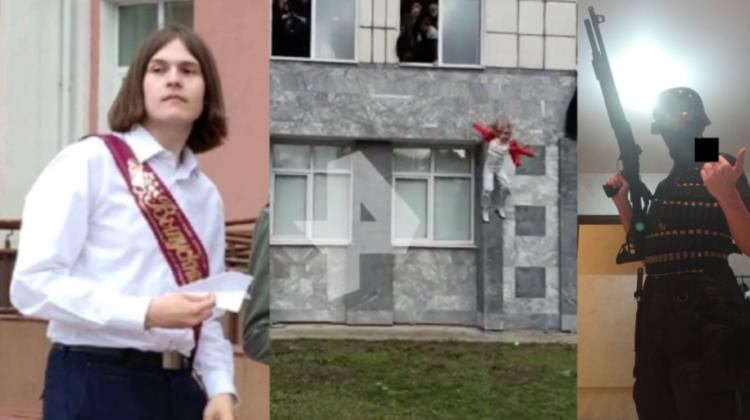 Studentul atacator din Perm – printre persoanele cu dizabilități din penitenciar