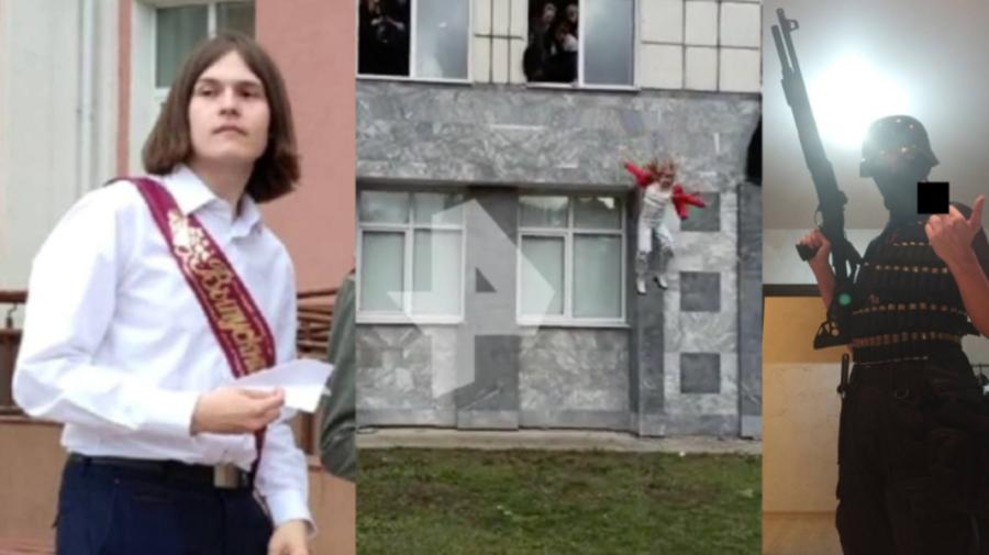 """Doctorii, însărcinați să salveze tânărul care a ucis oameni într-o universitate din Perm. """"Adus în fața justiției!"""""""