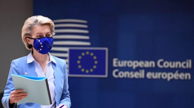 Președinta Comisie Europene, Ursula von der Leyen, vine în România