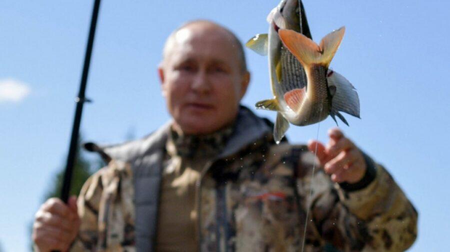 FOTO, VIDEO După carantină, Vladimir Putin și-a luat trei zile de vacanță în taiga. S-a dus cu Șoigu!