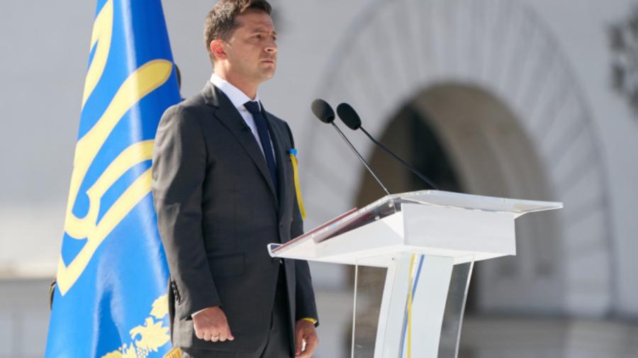 """La o zi după tentativa de asasinat a unui consilier prezidențial, Ucraina a adoptat legea """"anti-oligarhi"""""""