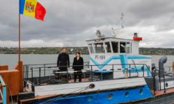 Natalia Gavrilița solicită achiziționarea unui pod plutitor. Observațiile prim-ministrei în urma vizitei de la Dubăsari