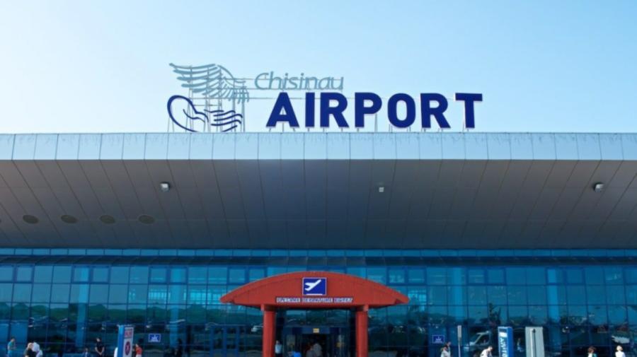 """""""Surpriza"""" de la Aeroportul Internațional Chișinău! Au fost depistate trei arme pneumatice în valiza unui israelian"""