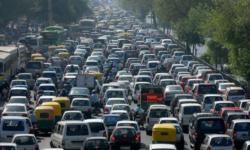 IMPORTANT! Pe mai multe străzi din Capitală se înregistrează ambuteiaje. Evită adresele vizate