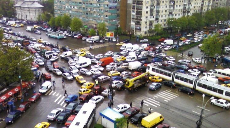 Chișinăul este sufocat de ambuteiaje! Cel mai aglomerat este sectorul Ciocana
