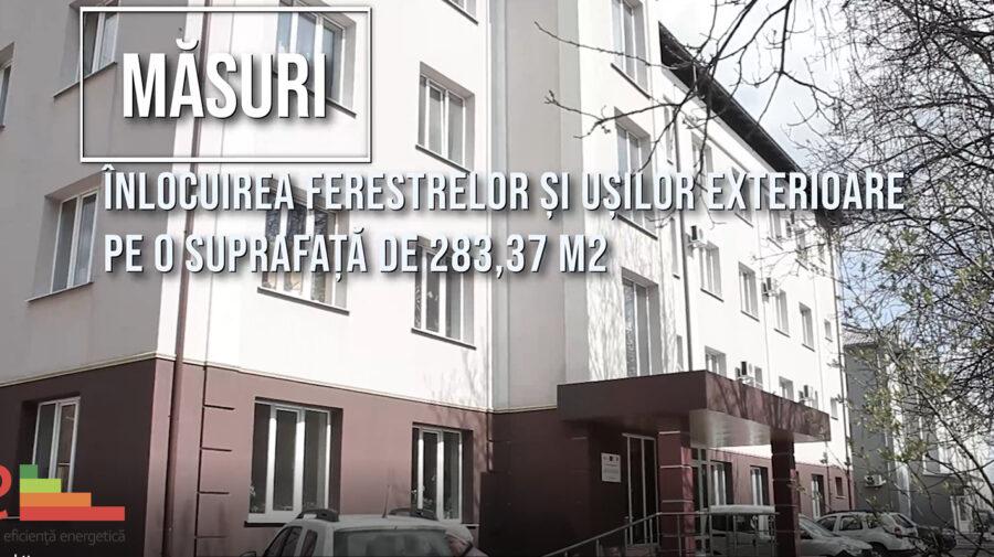 Proiect implementat cu succes în raionul Orhei. AEE: A fost redus consumul de gaze naturale pentru încălzire