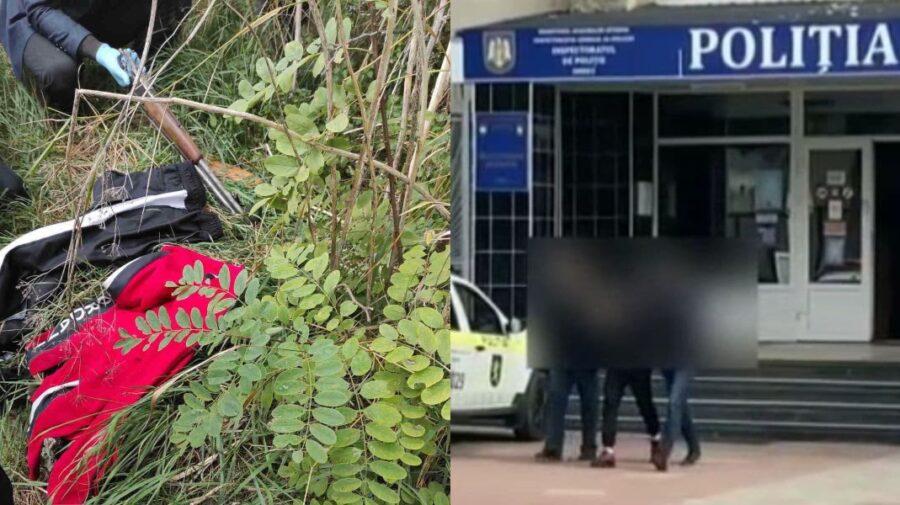 VIDEO Au intrat în casa unui bărbat, l-au bătut și i-au furat banii. Hoții aveau măști pe față și o armă de vânătoare