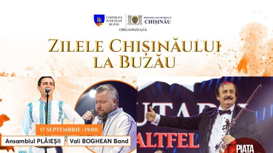 """DOC România sărbătorește """"Zilele Chișinăului""""! Vor fi câteva concerte mari. A fost invitată și o delegație de la noi"""