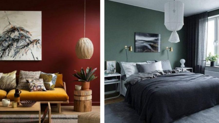 Psihologia culorilor: cum îţi afectează starea de spirit şi cum să alegi nuanțele potrivite pentru casa ta