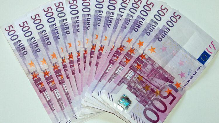 Se vrea interzicerea bancnotei de 500 de euro! Oficial european: Este folosită pentru tranzacții ilegale