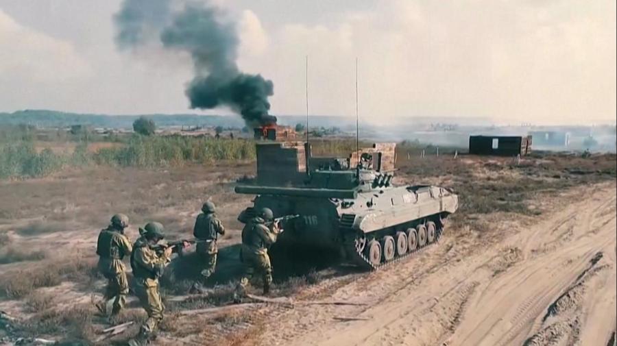 Zapad-2021: Rusia și Belarus continuă exercițiile militare comune
