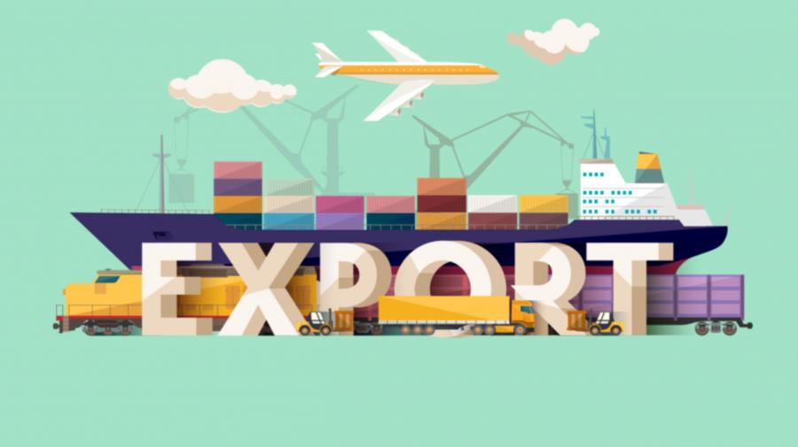 Exportul mărfurilor din Moldova, în creștere față de anul 2020. Jumătate din creștere este asigurată de România