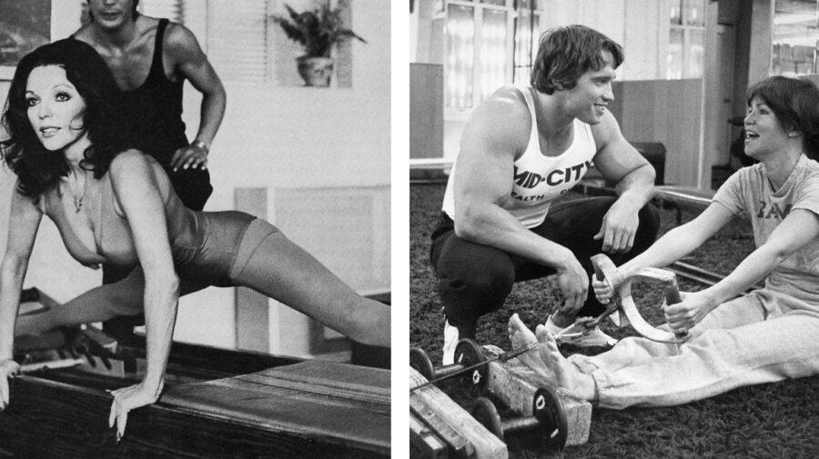 VIDEO Cum arătau sălile de fitness în anii 1940. Femeile mergeau la sport pe tocuri şi coafate!