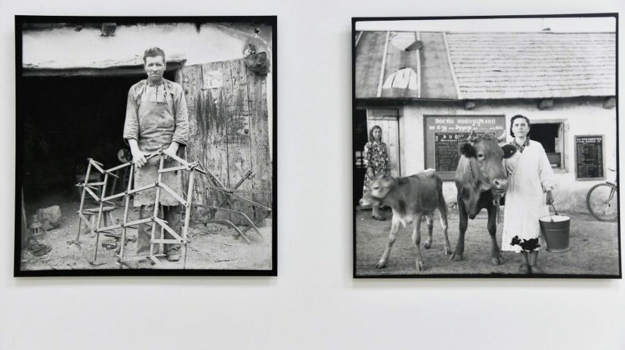 FOTO, VIDEO Călătorie în timp, cu 50 de ani în urmă. Recunoști localitatea?