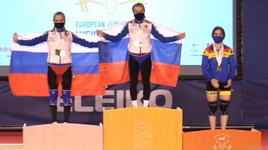 Sportiva Concordia Butnari a urcat pe podium în Finlanda! Se întoarce acasă cu medalia de bronz