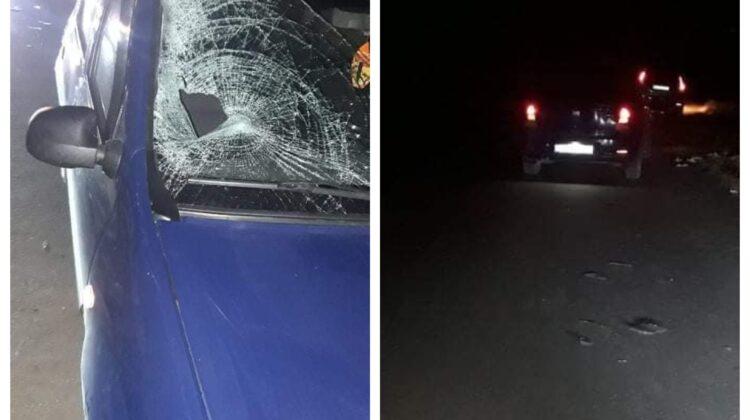Moarte tragică pentru un bărbat din Hîncești. A decedat la spital după ce a fost tamponat de un automobil