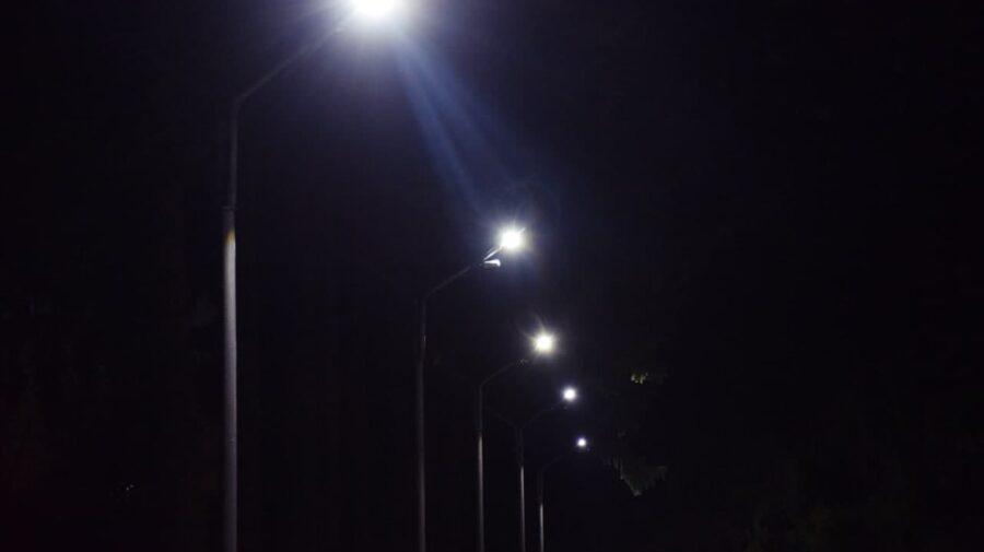 """Încă o comună din raionul Orhei a fost complet iluminată, la inițiativa echipei Partidului """"ȘOR"""""""
