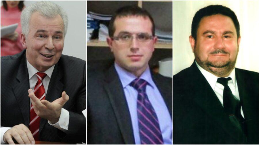 """Trei judecători pleacă din sistem! Sunt cunoscuți pentru """"câini turbați"""", """"hoții de păduri"""" și """"Pădurea Domnească"""""""