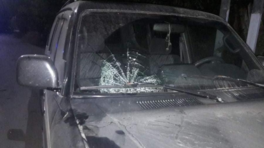 Tânăr în vârstă de 22 de ani, strivit de un automobil la Hîncești. A fost tranportat de urgență la spital