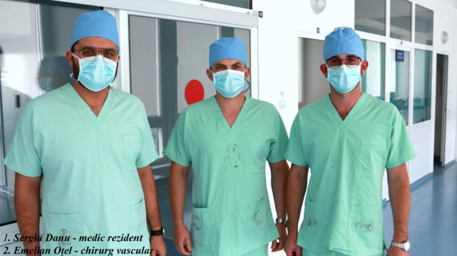 """FOTO PREMIERĂ în medicina din țara noastră! Ce intervenție au realizat chirurgii de la Spitalul """"Timofei Moșneaga"""""""