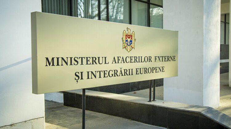 Nicu Popescu va susține astăzi o conferință de presă împreună cu reprezentanții Comisiei Europene